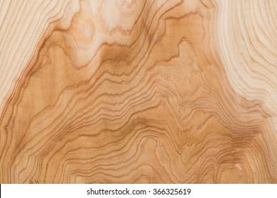 Grain of cedar plate