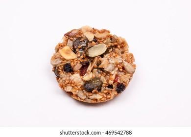 grain cookie, crispy crocant cookie