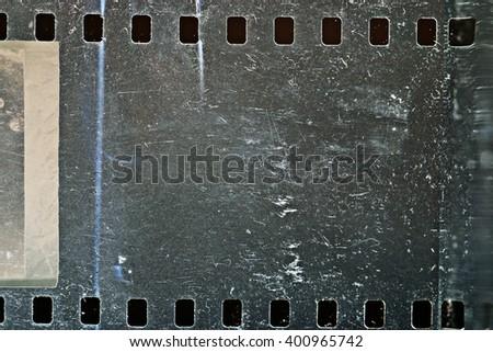 Grain Film Scratches Dust Texture Stockfoto Jetzt Bearbeiten