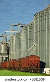 Grain storehouse