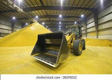 Grain Tractor