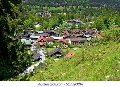 Grainau in Oberbayern, Germany