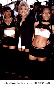 Grammy Awards, TLC Rozonda Chili Thomas, Tionne T-Boz Watkins, and Lisa Left Eye Lopes
