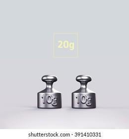 grams weight