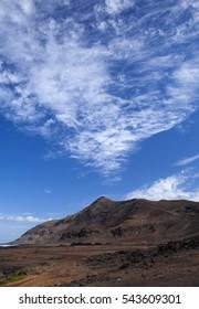 Gran Canaria, La Isleta peninsula at the north east of the island