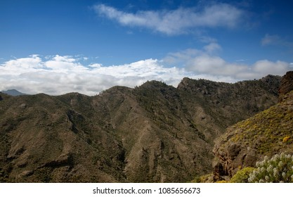 Gran Canaria, May, montains of the central part of the island
