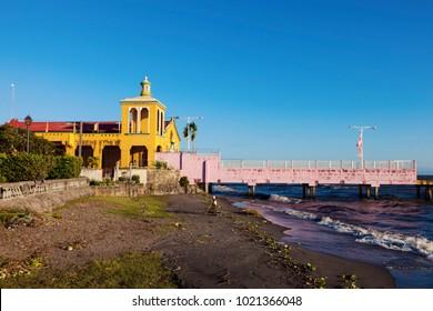 Granada architecture . Granada, Nicaragua.
