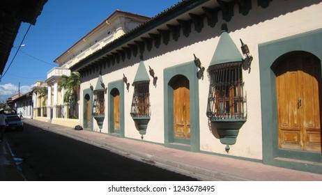 Granada City Nicaragua