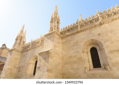 Granada in a daytime, Andalusia, Spain, Europe.