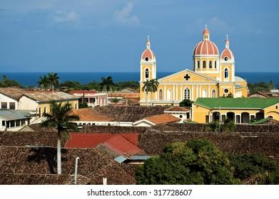 Granada. Nicaragua, Central America