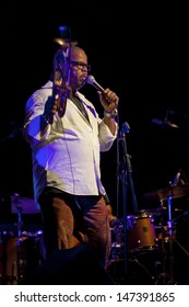 GRANADA, SPAIN - JULY 18: Terence Blanchard, at the XXVI Jazz Festival on July 18, 2013 in Almunecar, Spain
