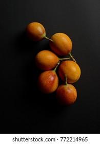 Granadilla -food , exotic fruits