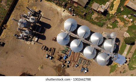 Granary top view