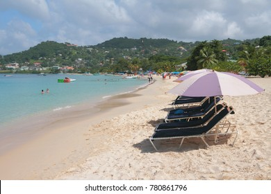 Grand Anse Beach. St. George's, Grenada