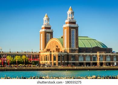 The Grand Ballroom in Navy Pier, Chicago