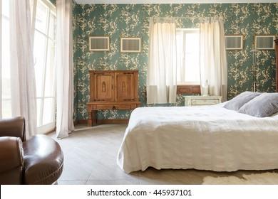 Bedroom Wallpaper Ideas Images, Stock Photos & Vectors | Shutterstock
