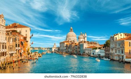 grand canal 3840x2160 Venice Italy