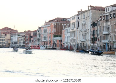 Grand Canal in Venice. Italy