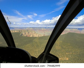 Grand Canyon amazing views from helicopter and ground