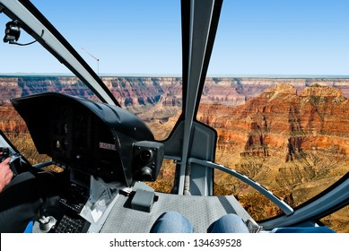 Grand Canyon - Helicopter flight