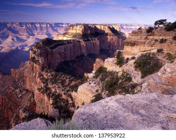 Grand Canyon National Park, Arizona is one of the wonders of the world/Grand Canyon/Formed by wind and water the giant gorge called the Grand Canyon is exciting to see from all sides.