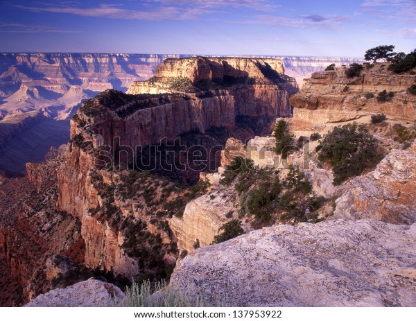Grand Canyon National Park Arizona One Stock Photo Edit Now