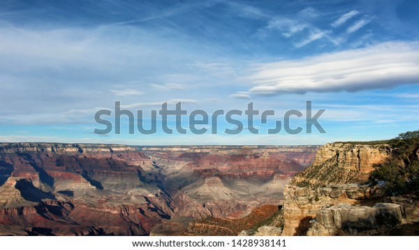 Grand Canyon National Park Arizona Usa Stock Photo Edit Now