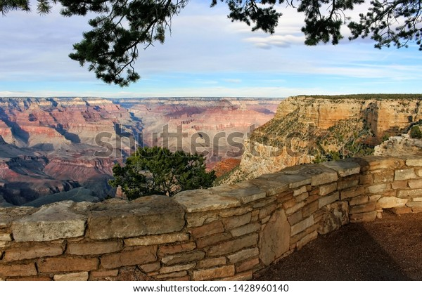 Grand Canyon National Park Arizona Usa Royalty Free Stock