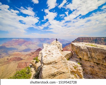 Grand Canyon National Park Mather Point, northwestern Arizona, Steep-sided canyon carved by Colorado River in Arizona UNESCO WHS in 1979