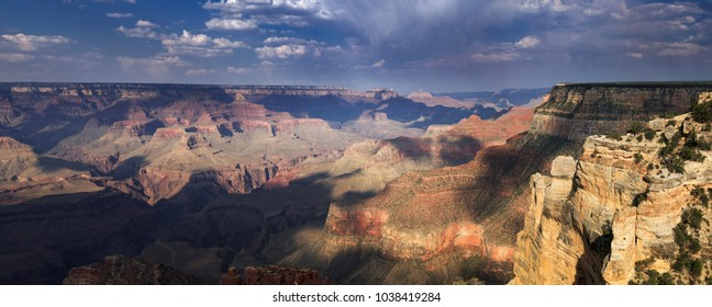 Grand Canyon National Park, South Rim, Arizona, USA