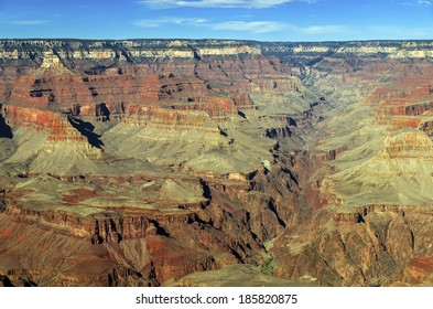 The Grand Canyon National Park (South Rim), Arizona America / USA / Grand Canyon Background / Las Vegas / New Mexico