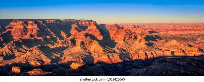 Grand Canyon Panorama, Grand Canyon National Park, Arizona