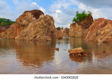 Grand Canyon, Phatthalung Province, Thailand
