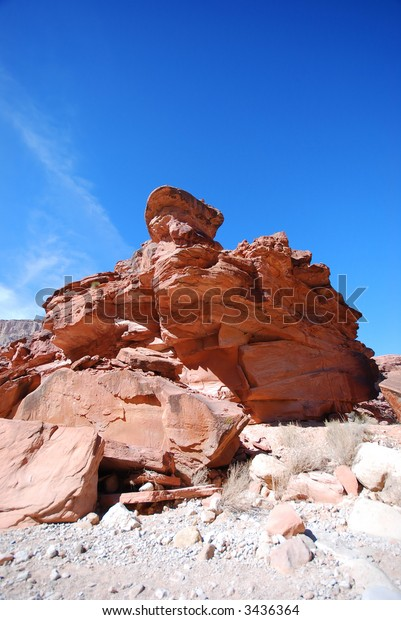 Grand Canyon rock formations