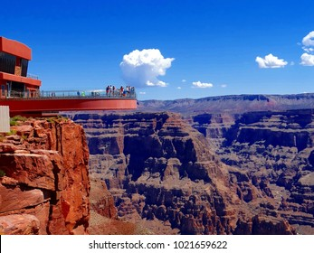 Grand Canyon Skywalk, Hualapai Reservation