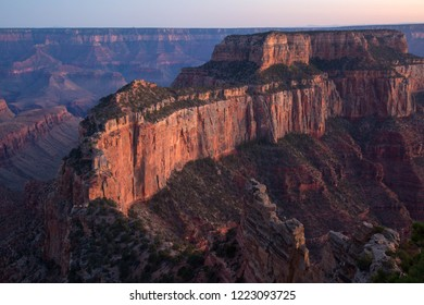 Grand Canyon Sunset from the North Rim