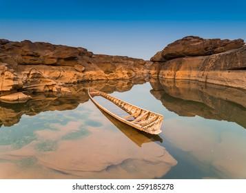 Grand Canyon of Thailand, Ubon Ratchathani, (Sam-Pan-Bok)