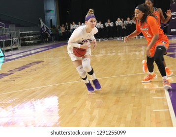 The Grand Canyon University Lopes woman's basketball at GCU Arena in Phoenix,AZ/USA January 12,2019.