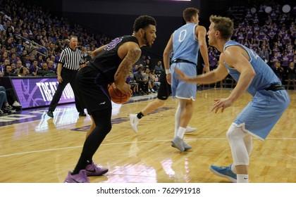 Grand Canyon University Lopes basketball at GCU Arena in Phoenix,AZ USA November 25,2017.