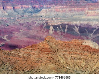 the Grand Canyon view