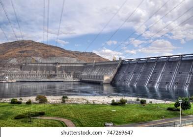 Grand Coulee Dam, Washington state