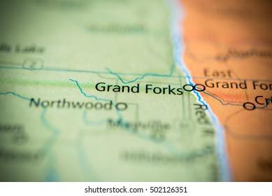 Grand Forks, North Dakota, USA.