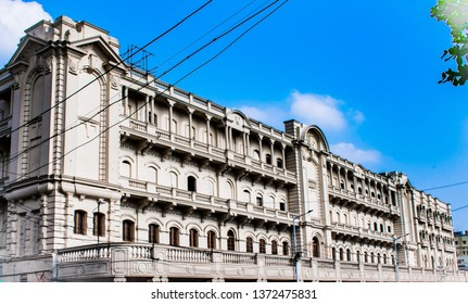 Grand Hotel Kolkata, westbengal, India. this photo was taken in the month of April, 2019.