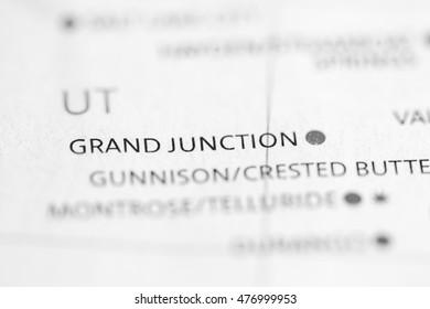 Grand Junction. Colorado. USA