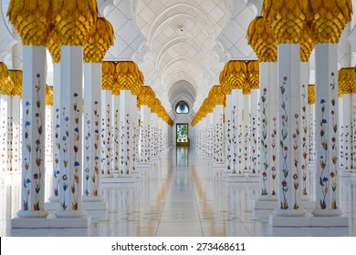 Grand Mosque Sheikh Zayed