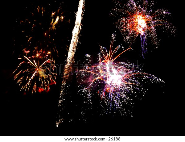 Its a grand opening at .... Look out for fireworks!