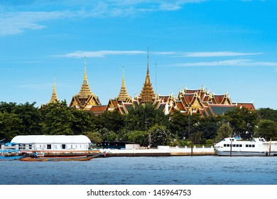 The Grand Palace ,Bangkok Thailand