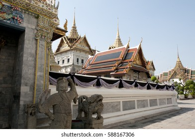 Grand Palace of Bangkok, Thailand