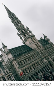 The Grand Place or Grote Markt in Brussels