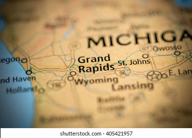 Grand Rapids. Michigan. USA